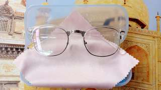 Women and Men- BRAND NEW Optical Eyeglasses Frames                                             *TRS: Transparent    *2 Colors Available=  1.)SILVER, 2.)GOLD