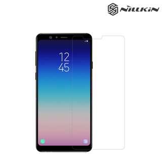 Galaxy A8 Star NILLKIN 簡裝 屏幕保護貼 防花膜 防刮PET膠貼 0966A