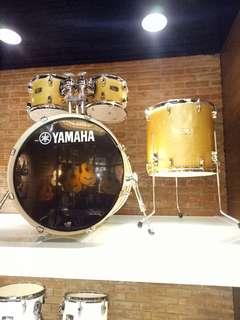 Kredit Drum Yamaha Stage Custome Cicilan tanpa kartu kredit