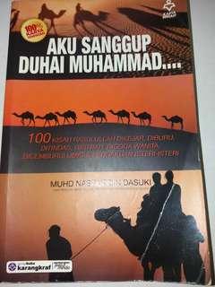 Aku sanggup duhai Muhammad