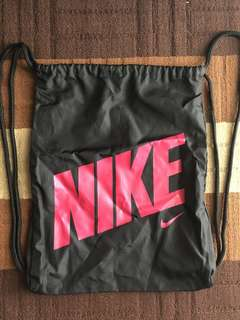 Authentic Nike drawstring
