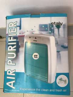 etaly Air Purifier 空氣清新機