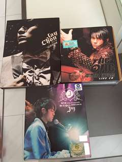 Jay chou music cd