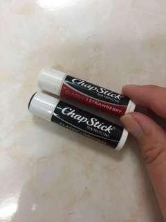 Chap Stick Lip balms - Price for both