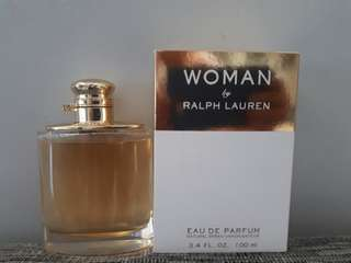 WOMAN by RALPH LAUREN 100ml SEALED