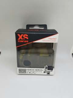 Xsories GoPro silicone cover case 矽膠迷彩保護套