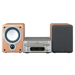 Denon M35 Mini HiFi System and Cambridge Audio CD4 CD Player