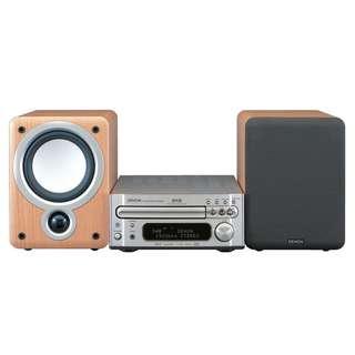 Denon M35 Mini HiFi System and Cambridge Audio CD4 CD Player