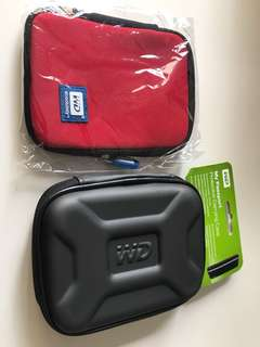WD My Passport Protective Carrying Case