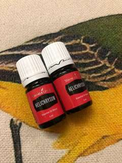 Young living Helichrysum oil