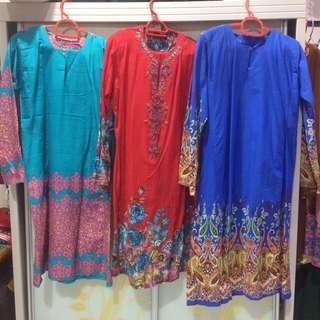 Baju Kurung Pahang Cotton Vietnam