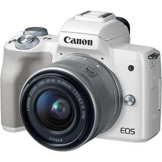 CANON EOS M50 (15-45MM STM)