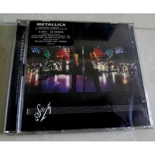 Metallica S&M Double CD