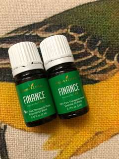 Young Living 精油 Finance