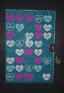 smiggle notebook