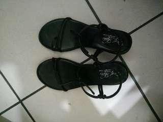 🚚 D+AF綁帶涼鞋