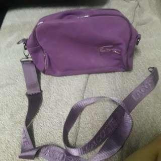 Lacoste class A bag