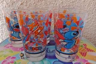 Stitch Orange Glass