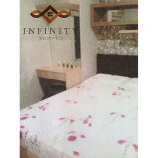 Unit Apartement Greenbay 2 kamar tower A