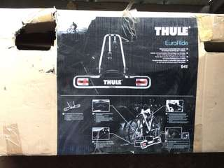 Thule EuroRide, 2 Bike, 7 Pin Update