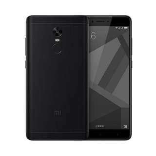Kredit Xiaomi Redminote 4X 4/64GB ( Full Black )