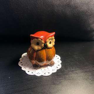 🚚 陶瓷南瓜🎃貓頭鷹🦉