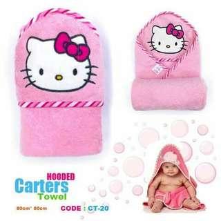 Carter's Hooded Baby Towel - CT20