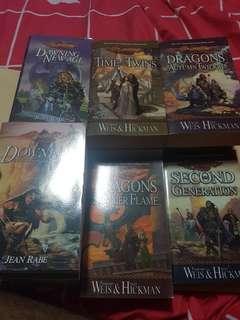 Dungeon & Dragons Dragonlance Series