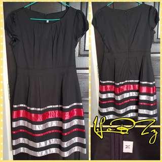 Dafuni Black Dress