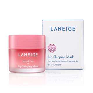 🚚 BNIB Laneige Lip Sleeping Mask