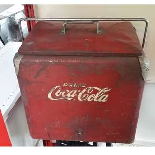 Coke Cooler Box