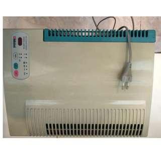 Mistral Air Filter Ionizer USED Model Mac-1R