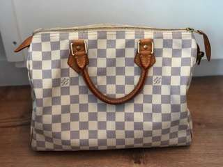 Louis Voutton Speedy Azur 30