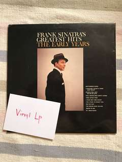 Frank Sinatra's Greatest Hits - The Early Years