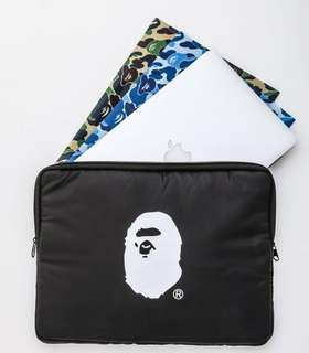 PO - magazine freebies bape laptop sleeve