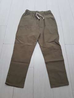 Korean army jogger trousers