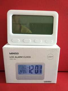 Alarm Clock LCD