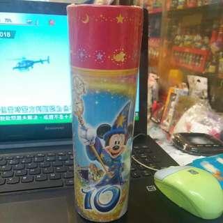 Coca Cola 可口可樂 - Japan 日本 迪士尼海洋世界10週年紀念樽一枝