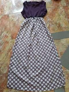 Dress twistcone