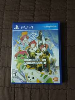 Ps4 Digimon Story Cyber Sleuth R1