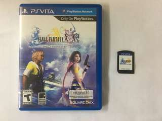 FINAL FANTASY X (PS VITA)