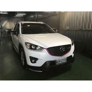 <小馬愛車> 2015 Mazda CX5 2.2 白