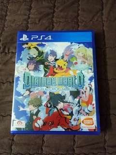 Ps4 Digimon World Next Order r3