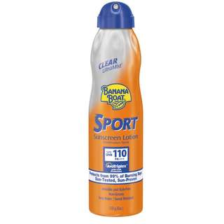 Brand New, Sealed Banana Boat Sport Sunscreen (SPF 110 PA+++)