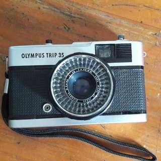 Olympus Trip 35 #35mm #analog