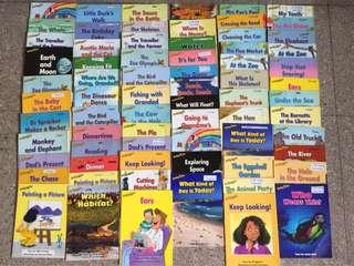 Reading Bee, 童童系列,幼幼系列