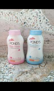 Ponds magic powder