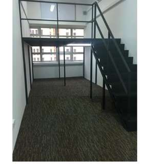 Office, Warehouse or Studio for Rent - Mayfair Industrial Building, 10min to Marymount MRT