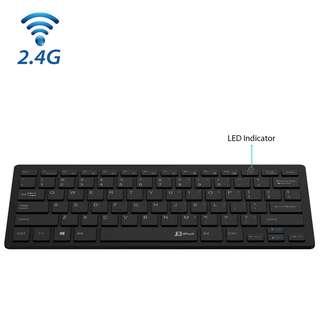 JETech 2.4G Wireless Keyboard