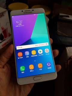 Samsung C9 PRO 64GB DUAL SIM 99% NEW